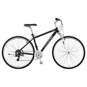 【送料無料】 ルイガノ 700X35C型 クロスバイク LGS-TR1((LG BLACK/470mm〈適応身長:165~180cm〉)【2015年モデル】[TR115LGT105] 【代金引換配送不可】