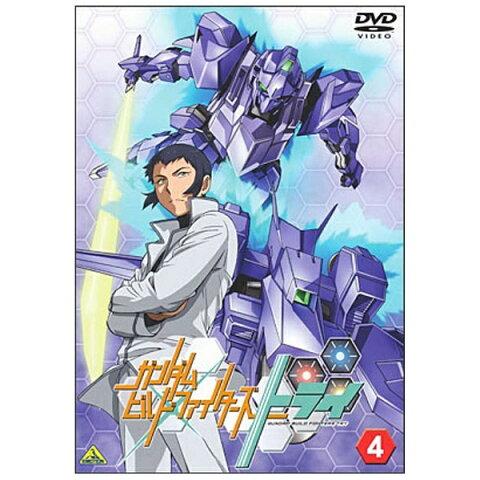 バンダイビジュアル ガンダムビルドファイターズトライ 4 【DVD】