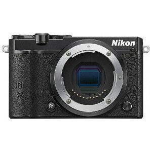 【送料無料】 ニコン Nikon 1 J5【ボディ(レンズ別売)】(ブラック)/デジタル一眼