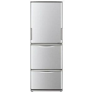 【標準設置費込み】 シャープ 《基本設置料金セット》3ドア冷蔵庫「どっちもドア」 SJ-WA3…
