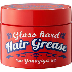 柳屋本店 yanagiya YANAGIYAヘアグリース グロスハード (90g)
