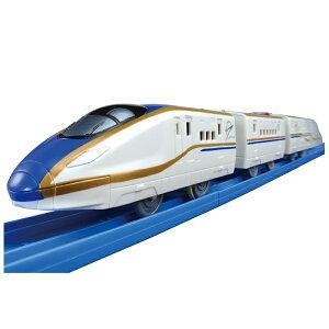 タカラトミー プラレール ふえではしるぞ! 笛コン E7系 北陸新幹線 かがやき