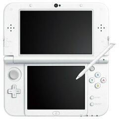 【送料無料】 任天堂 Newニンテンドー3DS LL パールホワイト [ゲーム機本体]【121…
