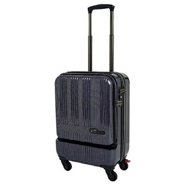 SKYNAVIGATORTSAロック搭載スーツケースフロントオープン(35L)SK-0685-48ネイビーカーボン[SK068548NVC]【メーカー直送品・代金引換配送不可・時間指定不可】