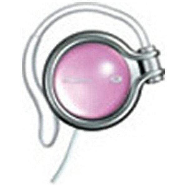 JVC ジェイブイシー 耳かけ型 ルビーピンク HP-AL102 [φ3.5mm ミニプラグ][HPAL102]