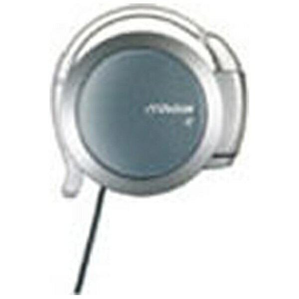 JVC ジェイブイシー 耳かけ型 シルバー HP-AL202-S [φ3.5mm ミニプラグ][HPAL202S]