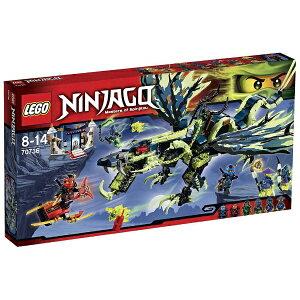 【送料無料】 レゴジャパン LEGO(レゴ) 70736 ニンジャゴー ゴースト・モロードラゴ…