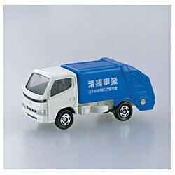 タカラトミーTAKARATOMYトミカNo.045トヨタダイナ清掃車(サック箱) ミニカー・トイカー