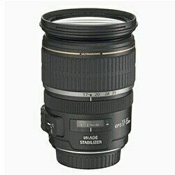 【送料無料】 キヤノン 交換レンズ EF-S17-55mm F2.8 IS USM【キヤノンE…