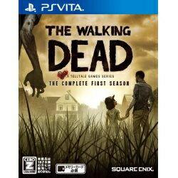スクウェアエニックス ウォーキング・デッド【PS Vitaゲームソフト】