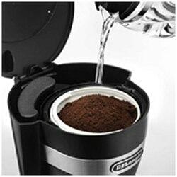 【あす楽対象】デロンギドリップコーヒーメーカー(ブラック)ICM14011J[ICM14011J]