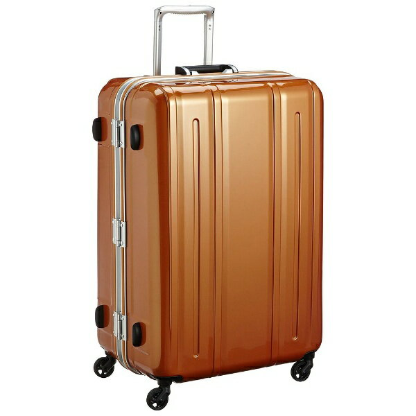 エバウィンTSAロック搭載スーツケース軽量PCフレームキャリー(94L)31227オレンジ【メーカー直送品・代金引換配送不可・時間指定不可】