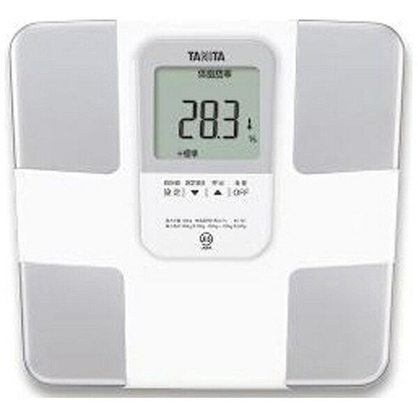 タニタTANITAタニタ体重体組成計健康管理お手軽ダイエットホワイトBC-761 BC761WH