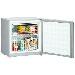 【標準設置費込み】ハイアール《基本設置料金セット》1ドア冷凍庫「HaierJoySeries」(38L)JF-NU40G-Sシルバー