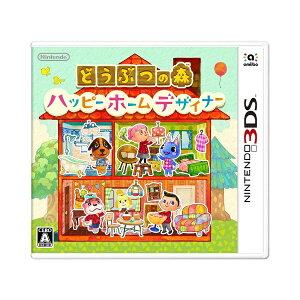 【2015年07月30日発売】 任天堂 どうぶつの森 ハッピーホームデザイナー【3DS】