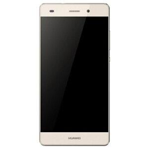 【あす楽対象】【送料無料】 HUAWEI [LTE対応]P8 Lite [Android5.0スマートフォン・SIMフリー] ALE-L02-GOLD (2015年最新モデル・ゴールド)