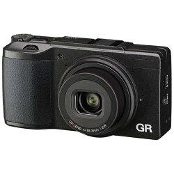 【2015年07月17日発売】【送料無料】リコーデジタルカメラGRII