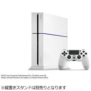 【あす楽対象】【送料無料】 ソニーコンピューターエンタテイメント PlayStation 4 グレイシャ...
