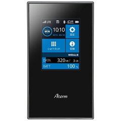【あす楽対象】【送料無料】 NEC [LTE対応]モバイルルーター(LTE+11ac/n/a+11n/g/b・親機単体) Aterm MR04LN