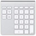 【送料無料】 BELKIN ワイヤレスキーパッド YourType Bluetooth Wireless Keypad F8T067qe
