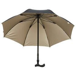 【送料無料】ウォーターフロント【傘】ステッキ傘60cm