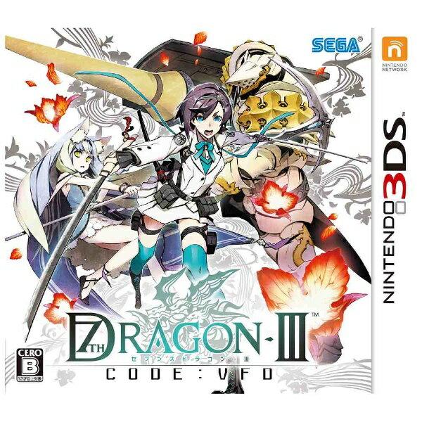 Nintendo 3DS・2DS, ソフト  SEGA III codeVFD3DS