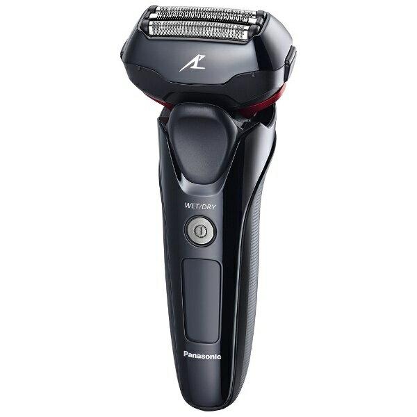 パナソニック Panasonic ES-LT2A メンズシェーバー ラムダッシュ 黒 [3枚刃 /国内・海外対応][電気シェーバー 男性 髭剃り ESLT2AK]