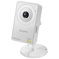 【送料無料】 IOデータ 【Qwatchつながる安心モデル】ネットワークカメラ[無線LAN(2.4GHz帯)...