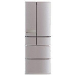 【標準設置費込み】 三菱 《基本設置料金セット》 6ドア冷蔵庫 「置けるスマート大容量 JXシリ...