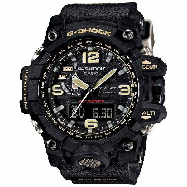腕時計, メンズ腕時計  CASIO G-SHOCKG- Master of G MUDMASTERG TOUGH MVT. MULTI BAND 6 GWG-1000-1AJFGWG10001AJF