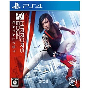 【送料無料】 EA(エレクトロニックアーツスクウェア) ミラーズエッジ カタリスト【PS4ゲームソフト】