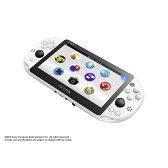 【あす楽対象】【送料無料】 ソニーインタラクティブエンタテインメント PlayStation Vita (プレイステーション・ヴィータ) Wi-Fiモデル PCH-2000 グレイシャー・ホワイト [ゲーム機本体]