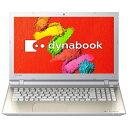 【あす楽対象】【送料無料】 東芝 15.6型ノートパソコン dynabook T45/TG [Office付き・Win10...