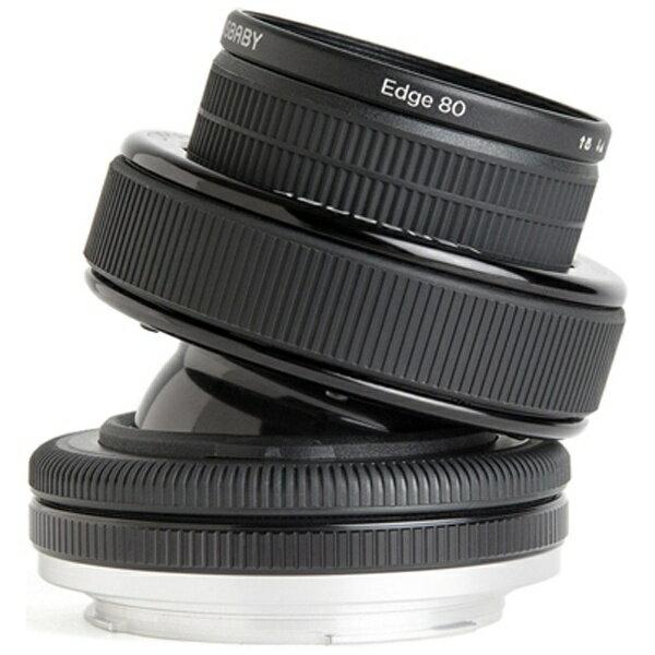 【新品】 レンズベビー カメラレンズ スウイート50 (フジXマウント) レンズベビー コンポーザープロII 【送料無料】