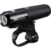 【送料無料】 キャットアイ USB充電式LEDヘッドライト VOLT400(ブラック) HLEL461RC
