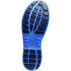 【送料無料】シモン安全靴編上靴SL22-BL黒/ブルー27.0cmSL22BL27.0