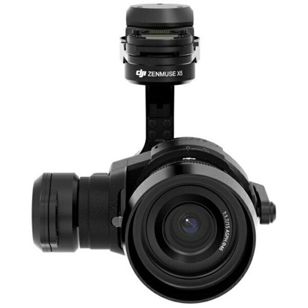 DJI Inspire 1専用4Kカメラ Zenmuse X5(カメラ本体、レンズセット) ZX5):ビックカメラ