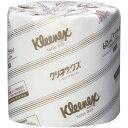 日本製紙クレシア crecia クリネックストイレットロール 40mダブル 20110 (1ケース80個)