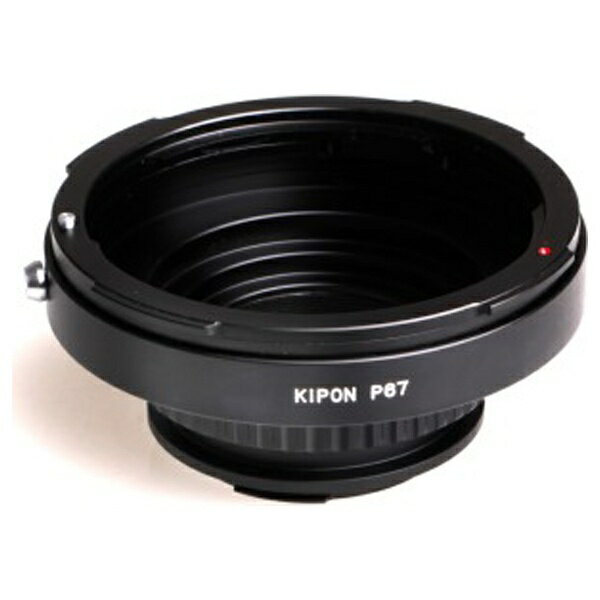 カメラ・ビデオカメラ・光学機器, カメラ用交換レンズ KIPON P67-PKK67KIPONPENTAX67PK