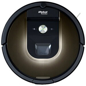 iRobot アイロボット 【国内正規品】 ロボット掃除機 「ルンバ」 980[Roomba ルンバ980 R980060 お掃除ロボット]