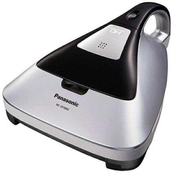 產品詳細資料,日本Yahoo代標 日本代購 日本批發-ibuy99 家電 生活家電 吸塵器、清潔器 蒲團清潔劑 パナソニック Panasonic MC-DF500G ふとんクリーナー クリーンセンサー シルバー…