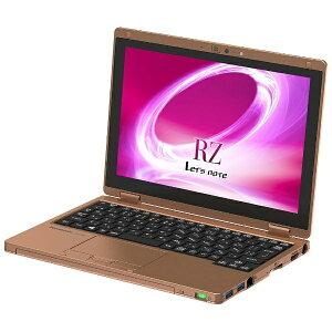 【2015年10月23日発売】 【送料無料】 パナソニック 10.1型ノートPC Let's note RZシリーズ[O...