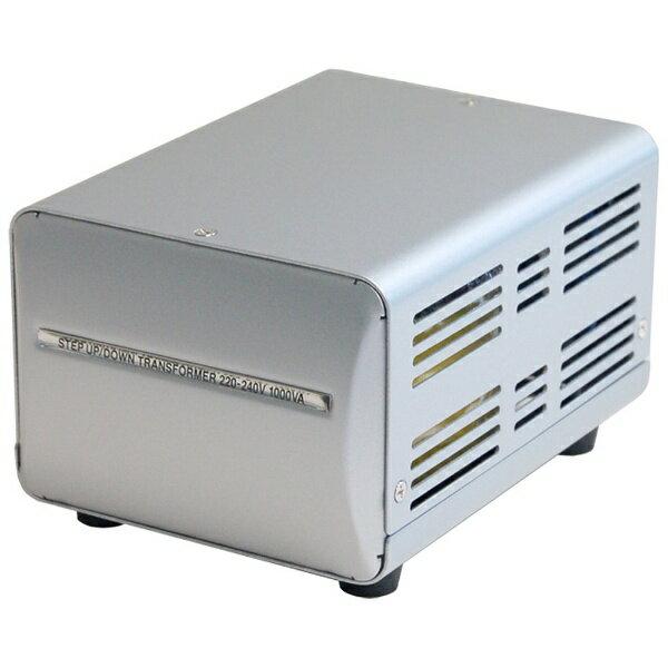 柏村海外國研究大型變壓器 220-240 V/1000 VA WT-12EJ [WT12EJ]