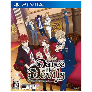 【送料無料】 リジェット Dance with Devils 通常版【PS Vitaゲームソフ…