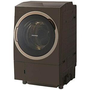【2015年11月下旬発売】 【標準設置費込み】 東芝 [左開き]ドラム式洗濯乾燥機 「Bigマジック...