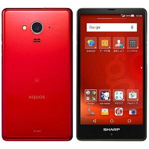 【あす楽対象】【送料無料】 シャープ [LTE対応]SIMフリー Android 5.0スマートフォン「g04(...