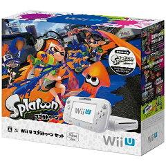 【2015年11月12日発売】 【送料無料】 任天堂 Wii U スプラトゥーン セット
