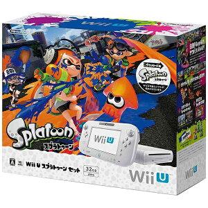 【あす楽対象】【送料無料】 任天堂 Wii U スプラトゥーン セット