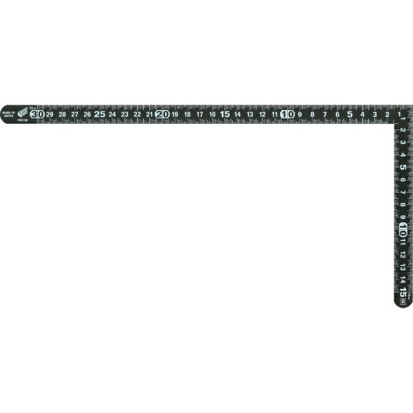 計測工具, 定規・曲尺  30cm CB15KD