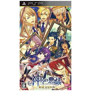 【送料無料】 ブロッコリー 神々の悪戯 InFinite 通常版【PSPゲームソフト】